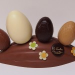 Oeufs en chocolat